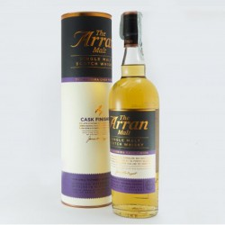 Arran madeira finish